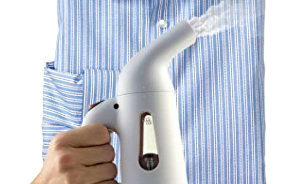 Gideon Portable Handheld Fabric Steamer Review