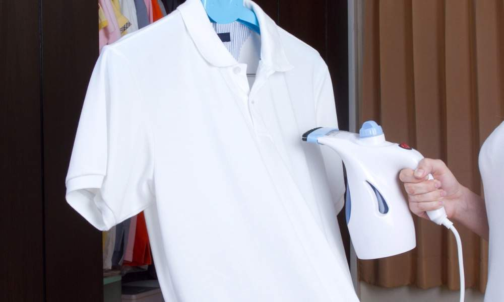 Tips for Cleaning a Garment Steamer