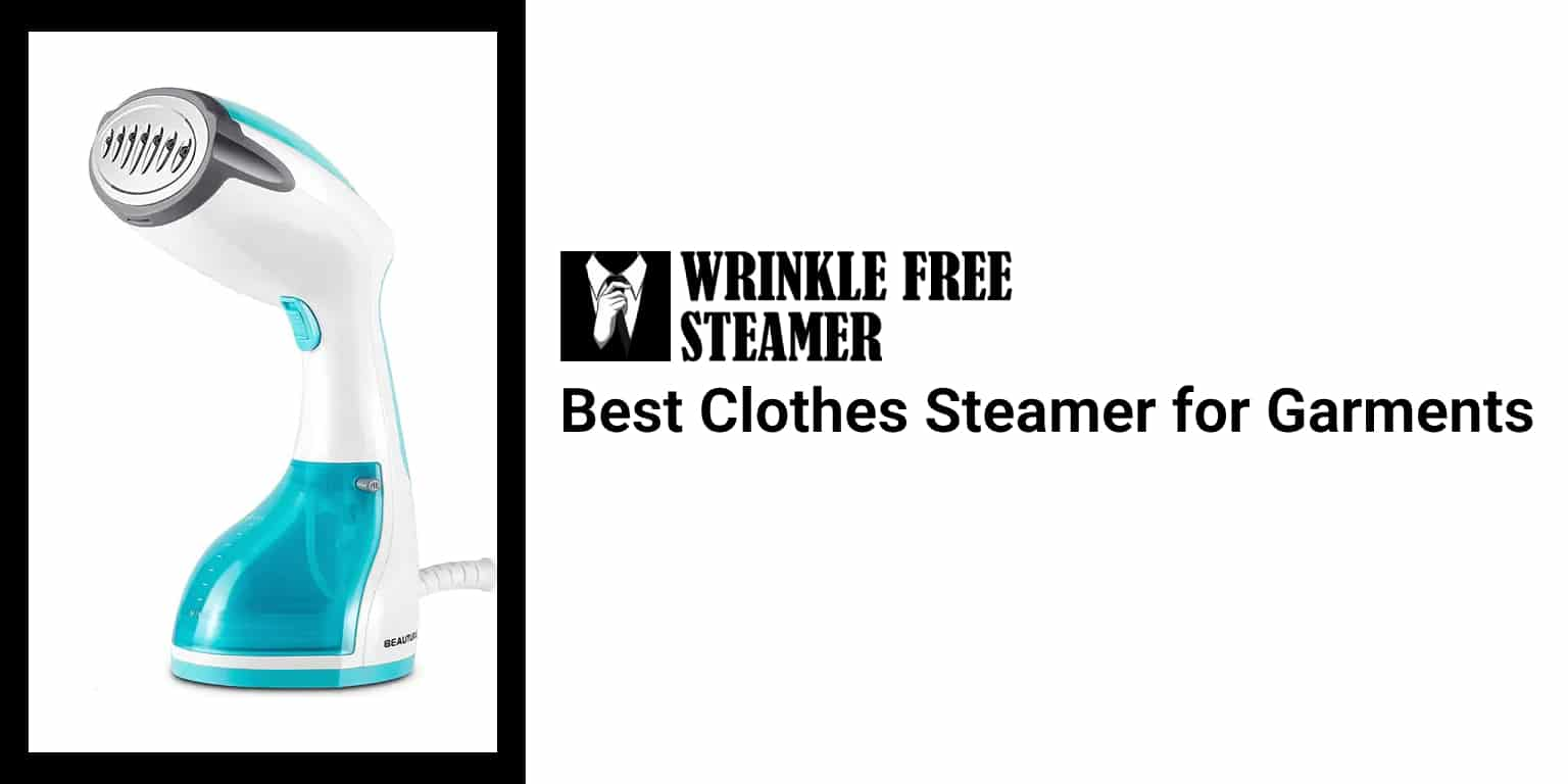 Best Clothes Steamer for Garments [2021 Review]